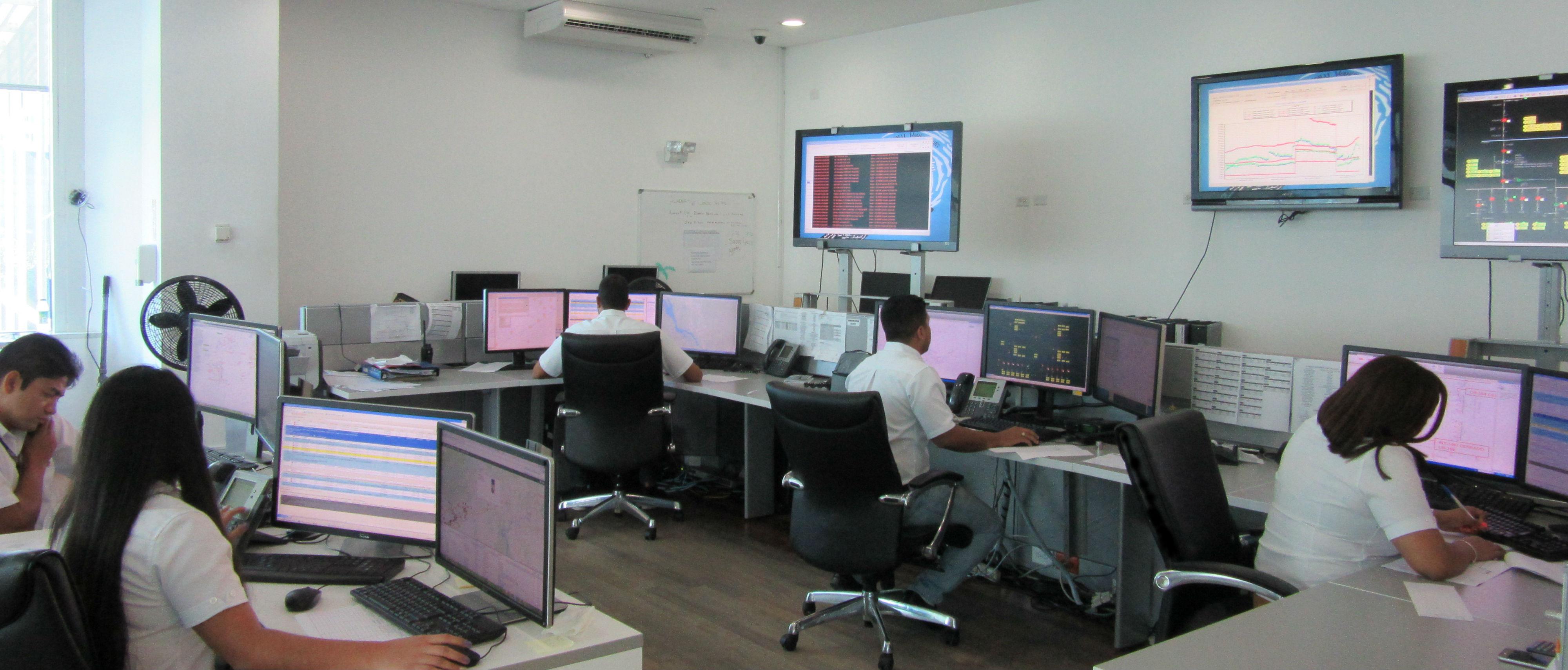 Centro de Control del Sistema - ENSA